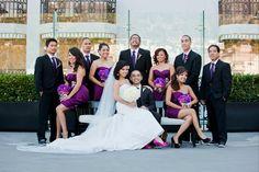 Purple Wedding Ideas for the Groom #Purple #Wedding #Groom