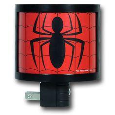 Spider-Man Symbol Night Light $11.99