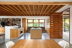 Palo Alto Residence - contemporary - kitchen - san francisco - Arcanum Architecture