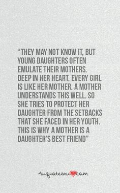 I Love You Mom Quotes From Daughter Tumblr : Mother & Daughter!!! on Pinterest Daughters, My Daughter and Mother ...