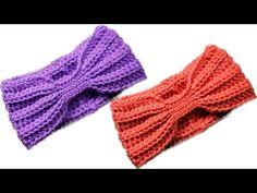 Easy Crochet Headbands, Crochet Hair Clips, Crochet Hair Styles, Crochet Clothes, Crochet Flower Patterns, Crochet Designs, Crochet Flowers, Crochet Baby, Crochet Bikini