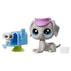 Littlest Pet Shop Bill Weimaran.Bertie Weimaran