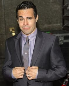 Mario Cantone  comedian & actor Had a blast with him at LPT doing one of his NIght club acts...