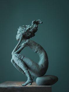 Newest No Cost modern Ceramics sculpture Tips Valérie Hadida Sculptures Céramiques, Sculpture Clay, Sculpture Ideas, Abstract Sculpture, Ceramic Sculpture Figurative, Ceramic Sculptures, Garden Sculpture, Art Plastique, Ceramic Art