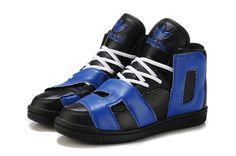 Jeremy Scott Mens Shoes Blue