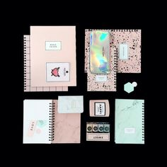 Our 5 subject notebooks are back!!! // Ya están disponibles nuevamente nuestros cuadernos 5 materias!! Visita www.toystyle.co para conocer la colección completa! Si estás en Med te esperamos en nuestro Studio: Mall del Este Of. 435! #toystyle #staycoolforschool #new #stationery #notebooks #littlenotebooks #magicfolders #sketchbook #patches #nailpolish #soycandles