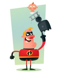 mr-incredible-and-jack.jpg (900×1125)