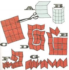 How to Make an Accordion Book More