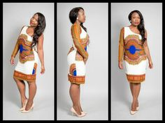 Selma Dashiki Dress | My Style | Pinterest | Dashiki dress and ...
