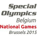 Special Olympics National Games Belgium 13-16 mei 2015