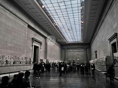 Αποκαλύπτουμε ότι η συντήρηση, η φύλαξη και η έκθεση των γλυπτών στο Βρετανικό Μουσείο είναι τουλάχιστον ανεπαρκής.