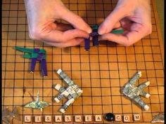 Origami Money Fish Instructions