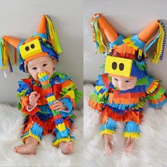 Halloween Costume 1 Year Old, Funny Baby Halloween Costumes, Baby Halloween Costumes For Boys, Halloween Kids, Costumes Kids, Creative Baby Costumes, Baby Girl Costumes, Carters Halloween, Zombie Costumes