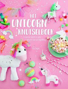 Filmpjes en Foto's van het Unicorn knutselboek