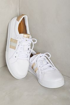 Kaanas Tatacoa Sneakers #anthropologie