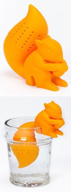 Squirrel Tea Infuser!