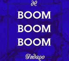 INDAQO-BOOM BOOM BOOM (los Remixes)