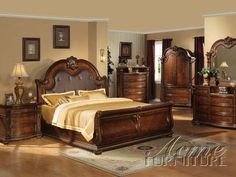Acme10307-Sleigh-Bed.jpg (600×450)