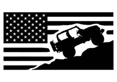 Flag vinyl decal for jeeps driver side, car decal, accessories for Jeep Stickers, Jeep Decals, Vinyl Decals, Wall Stickers, Maserati Ghibli, Aston Martin Vanquish, Jeep Tattoo, Mustangs, Boho Home