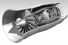 A high bypass axial/centrifugal turbofan jet engine I made. Bypass ratio is roughly Yes, it's a 3 spool design. Turbine Engine, Gas Turbine, Model Jet Engine, Aircraft Maintenance, Air Force Aircraft, Iron Man Suit, 3d Cad Models, Aircraft Engine, Mechanical Design