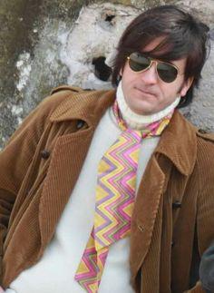 Andrea Scaloni -  Grande attore e saggista, inguaribile cialtrone, glottologo di fama intercomunale.
