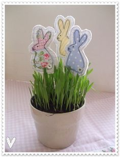 easter ♥ rabbit ♥