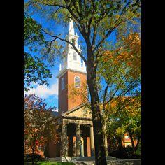 Memorial Church, Harvard Yard, Harvard University
