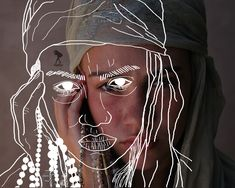 El efecto Outline ✒ uno que quería hacer desde hace tiempo en el cuál me inspire en este hermoso rostro 💫   #whiteoutline #retratosfemeninos #retratoartistico #photoshop #edicionesespeciales #photoshopcs6💻 #fotografias #efectos Outline, Photoshop, Sweetie Belle, Fotografia