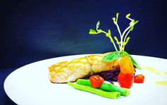 Side angle.....griled salmon / red cabbage / string bean / confit cherry tomato #top_food_of_instagram #theartofplating #instafoods #photoday #photooftheday #pullmanjakartacp #amazing #disney #dontshoothechef #dailyfoodfeed #foodshare #foodphotography #food #foodporn #instafood #foodie #foodstarz #foodknockout #foodgram #jwmarrtiottjkt #chefsroll #chefindonesia #chef #cheflife #chefsofinstagram #chefs #cheftalk #bestplating by edy_kriswanto