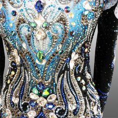 Showmanship jacket, custom made for Emily Eberspacher Western Show Shirts, Western Show Clothes, Horse Show Clothes, Riding Clothes, Cowboy Outfits, Western Outfits, Western Wear, Showmanship Jacket, Diy Clothes Accessories