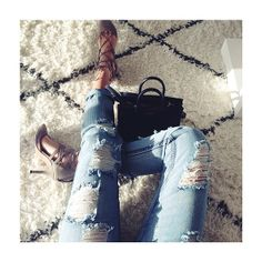One Teaspoon Awesome Baggies from REVOLVEclothing #REVOLVEme