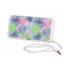 Lilly Pulitzer Portable Speaker - Polyvore