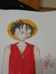 Luffy one piece