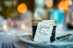 Jam Wedding Favors edmonton wedding planner: A Modern Proposal