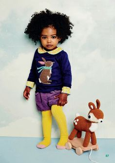 Boden kids fall / winter 2014: brights pops of mustard and woodland friends!  Mustard is trendy, but those Woodland friends are forever cute. :)