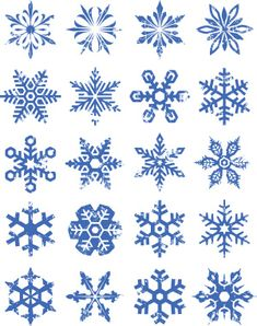 real snowflake - Google Search