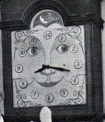 Grandfather Clock from Captain Kangaroo Show