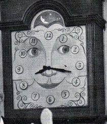 Grandfather Clock from Captain Kangaroo Show