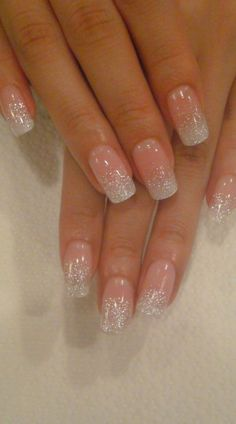 BEAUTYful wedding nails