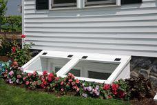 Basement Window Well Covers