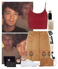 """""""Cinema with Friends & Connor (brother)"""" by miriamofficial5 ❤ liked on Polyvore featuring Dorothy Perkins, Topshop, Vans, Vince Camuto, MANGO, Rifle Paper Co, Diego Dalla Palma, Guerlain, NARS Cosmetics and Clive Christian"""