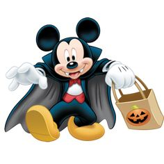 Disney Cartoon Halloween Images Are Free For Your Own Personal.Disney Halloween Characters Are On A Transparent Background Disney Mickey Mouse, Mickey Mouse Y Amigos, Mickey Love, Mickey Mouse And Friends, Disney Fun, Minnie Mouse, Walt Disney, Disney Cards, Disney Stuff