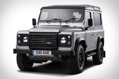 For a vehicle as iconic as the Defender, the 2,000,000th off the line had to be something special. The Land Rover Defender 2,000,000 is not only special, it's a one-of-a-kind. Produced at the Solihull manufacturing facility in the UK, this...