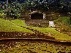 An elephant cave at Ubud, Bali