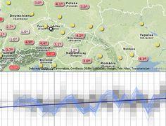 Dlouhodobá předpověď počasí a spoust dalších vychytávek v online aplikaci zdarma Slovenia, Romania, Poland, Germany, Reading, Books, Livros, Libros, Word Reading