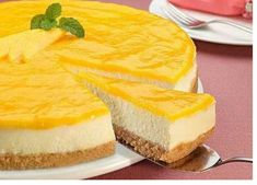 Cheesecake de Limão - http://www.sobremesasdeportugal.pt/cheesecake-de-limao/