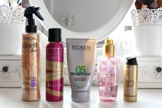 Little Miss Lifestyle UK Beauty and Lifestyle Blog: My Top 5 Hair Styling Products