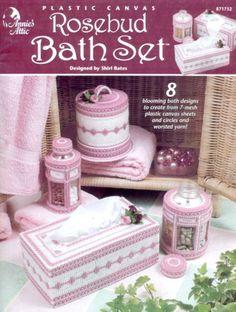 ROSEBUD BATH SET PG 1/18