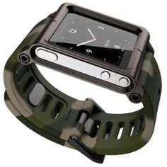 I was almost buying this watch (last step in checkout process) when I discovered it is a casing for iPod Nano! Probably has a duration of 2 days before it needs a charge. That's not a watch! - but it sure looks cool.