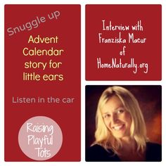 Advent Calendar story for little ears